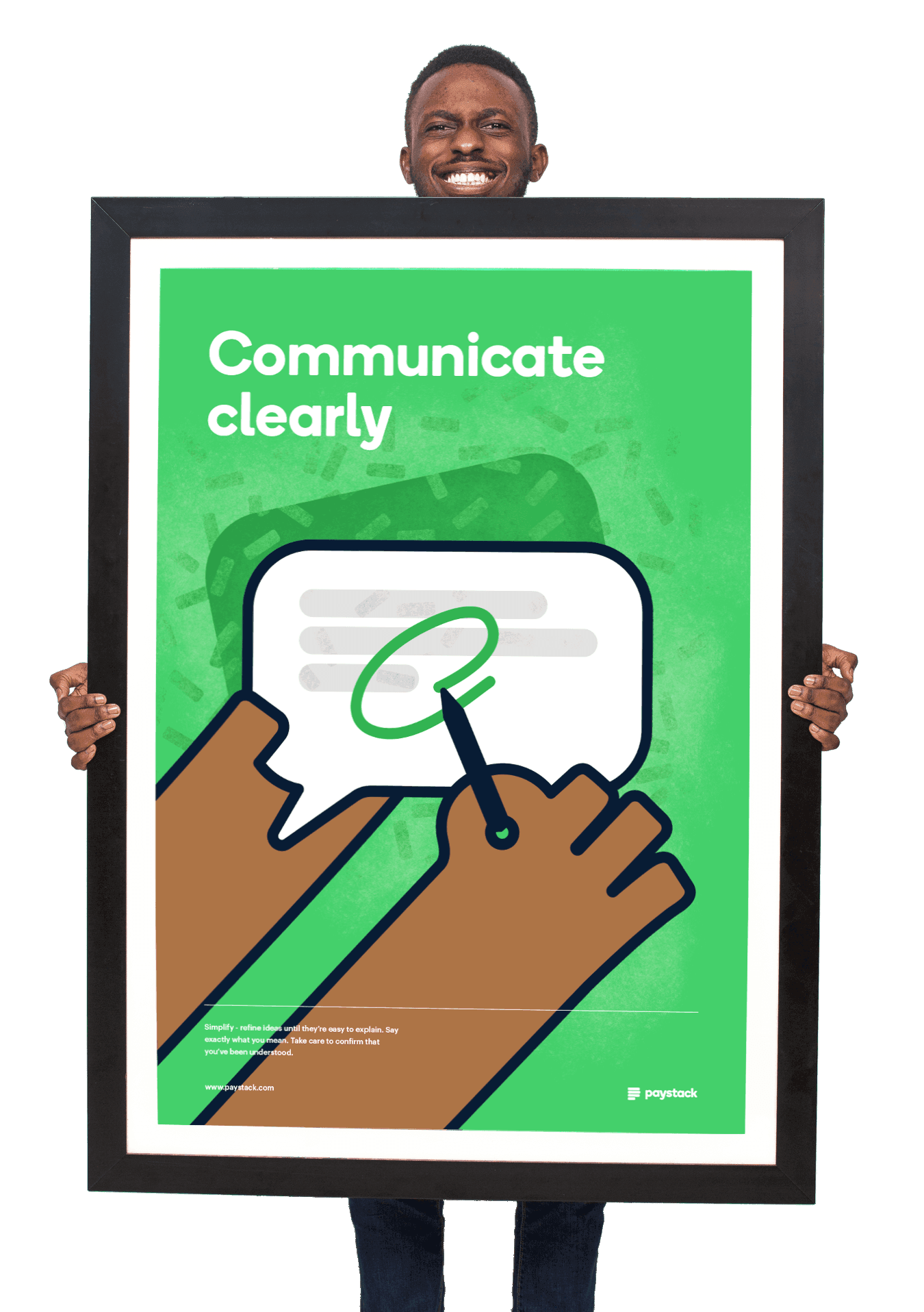 Communicate Clearly Compressor